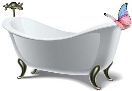 Votre propre bain thermal d'eau de mer à votre domicile.