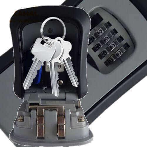 Coffre-fort à clés