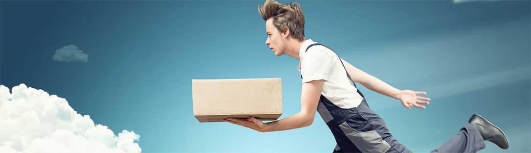 Nous livrons très rapidement avec le service postal CH